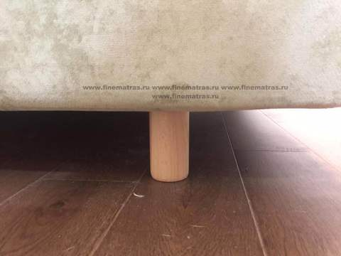 Кровать Райтон Brooklyn RaiBox с подъемным механизмом и ящиком