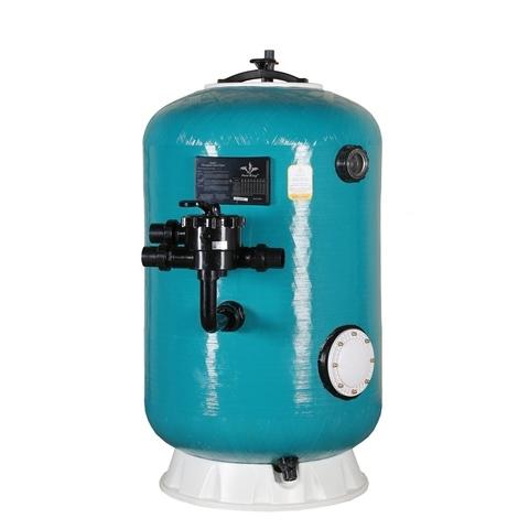 Фильтр шпульной навивки PoolKing HK151200Aтд 55 м3/ч диаметр 1200 мм с боковым подключением 2