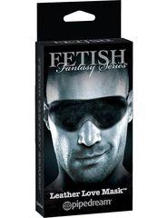 Кожаная маска Leather Love Mask