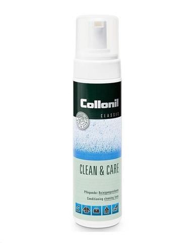 COLLONIL Clean&Care, чистящая пена для всех видов материалов, 200 мл