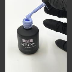 NEON, гель-лак Blue Pastel № 018 , (12 ml) эмалевый голубой