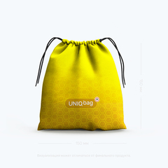 Meeple House.Uniq Bag 15 Yellow