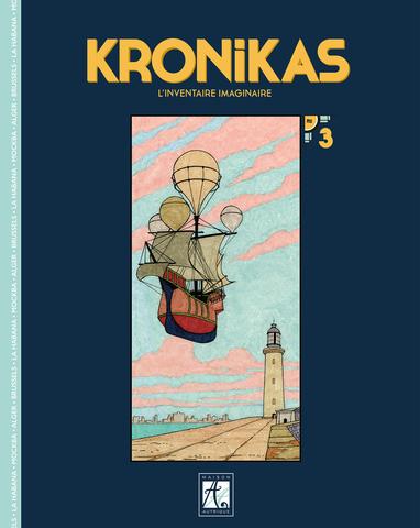 Kronikas, l'Inventaire Imaginaire #3