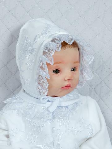 Шапочка Мальвина  (белый)