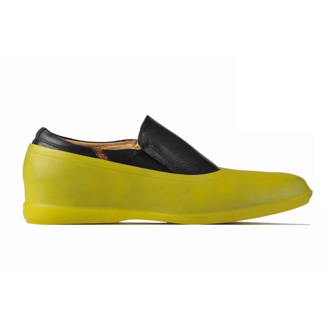 Галоши желтые Rain-Shoes