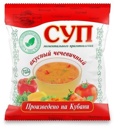 Суп Вкусное Дело Чечевичный 28г