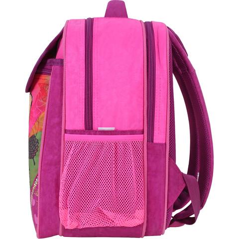 Рюкзак школьный Bagland Отличник 20 л. 143 малина 512 (0058070)