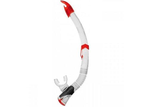 Трубка Seac Sub Fast Tech прозрачный силикон