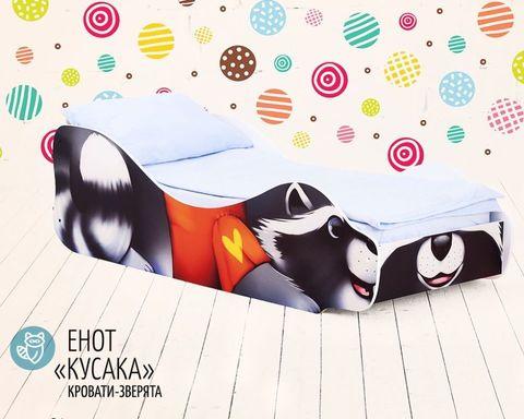 Кровать ЕНОТ-КУСАКА
