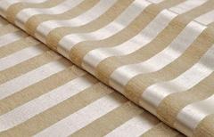 Шенилл-жаккард Moire stripe white (Моир страйп вайт)