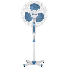 Вентилятор напольный DELTA DL-020N белый с синим