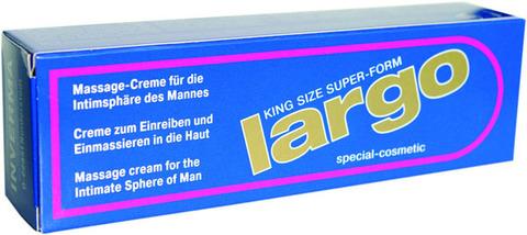 Возбуждающий крем для мужчин Largo Special Cosmetic - 40 мл. - Inverma 22300