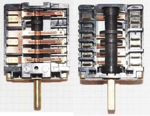 ПМ-16-3-21 переключатель к электроплите Мечта (ОРИГИНАЛ)