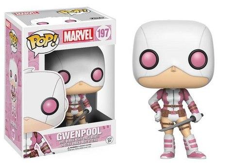 Фигурка Funko Pop! Marvel: GwenPool
