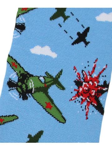 Носки Самолет бой