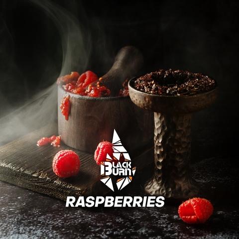 Табак Burn BLACK 25 г Raspberry