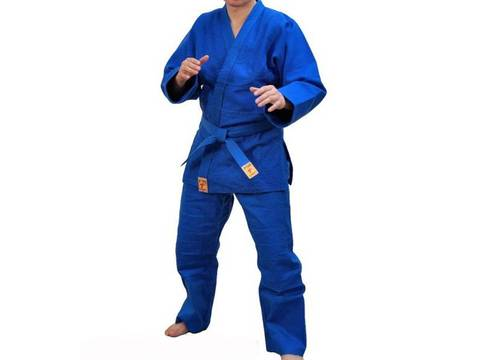 Кимоно для Дзюдо (цвет синий) К7Х/134