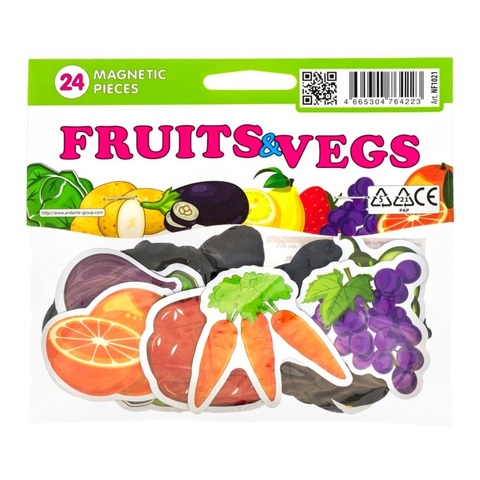 Mag-Rus Набор Овощи и фрукты Анданте NF1021