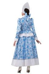 Купить костюм Снегурочки Гжель - Магазин