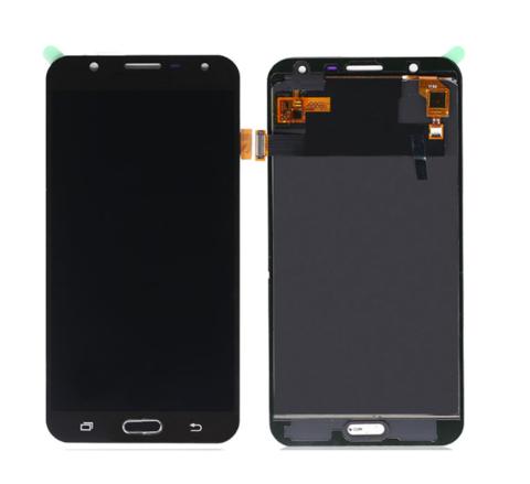 LCD SAMSUNG J7 Neo J701 + Touch Black Orig MOQ:5