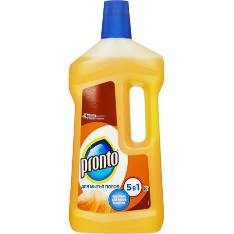 Средство для мытья пола Pronto 5 в 1 750 мл