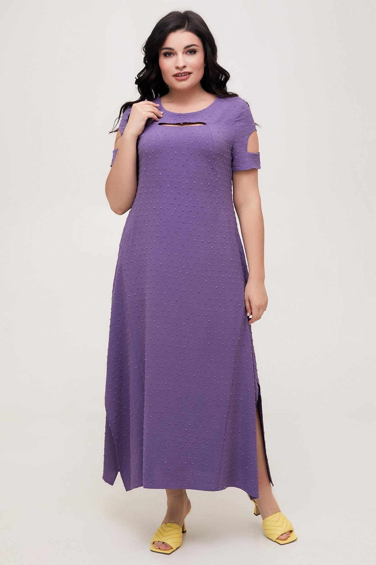 Сукня Лада (сірень)