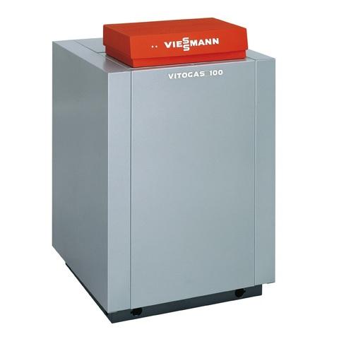 Котел газовый напольный Viessmann Vitogas 100-F GS1D - 42 кВт (с автоматикой Vitotronic 200 KO2B)