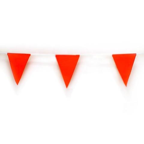 Шнур с флажками поворота (Красные)