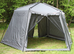 Туристический тент-шатер Campack Tent G-3601W (со стенками)
