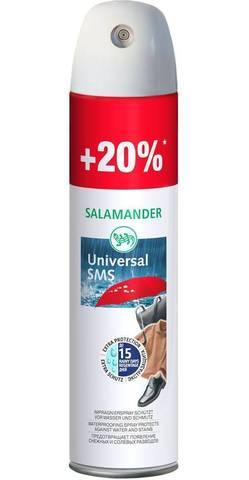 """Аэрозоль """"Salamander"""" Universal SMS водоотталкивающая 300 мл"""