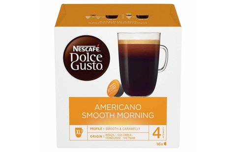 Nescafe Dolce Gusto Americano Smooth Morning (16 капс.)