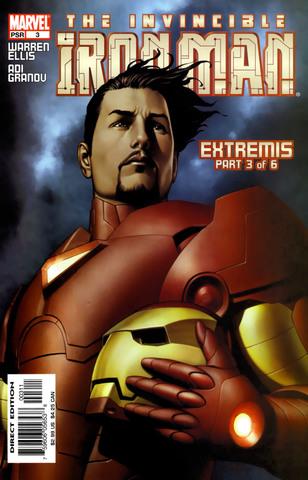 The Invincible Iron Man (2007) #3