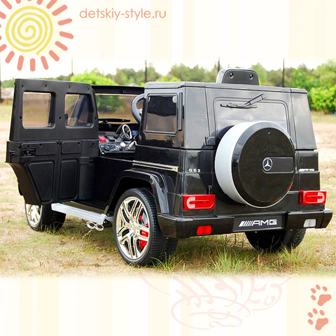 "Электромобиль Mercedes-Benz ""G63 AMG Luxury"""