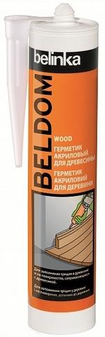 Belinka Beldom Wood Герметик