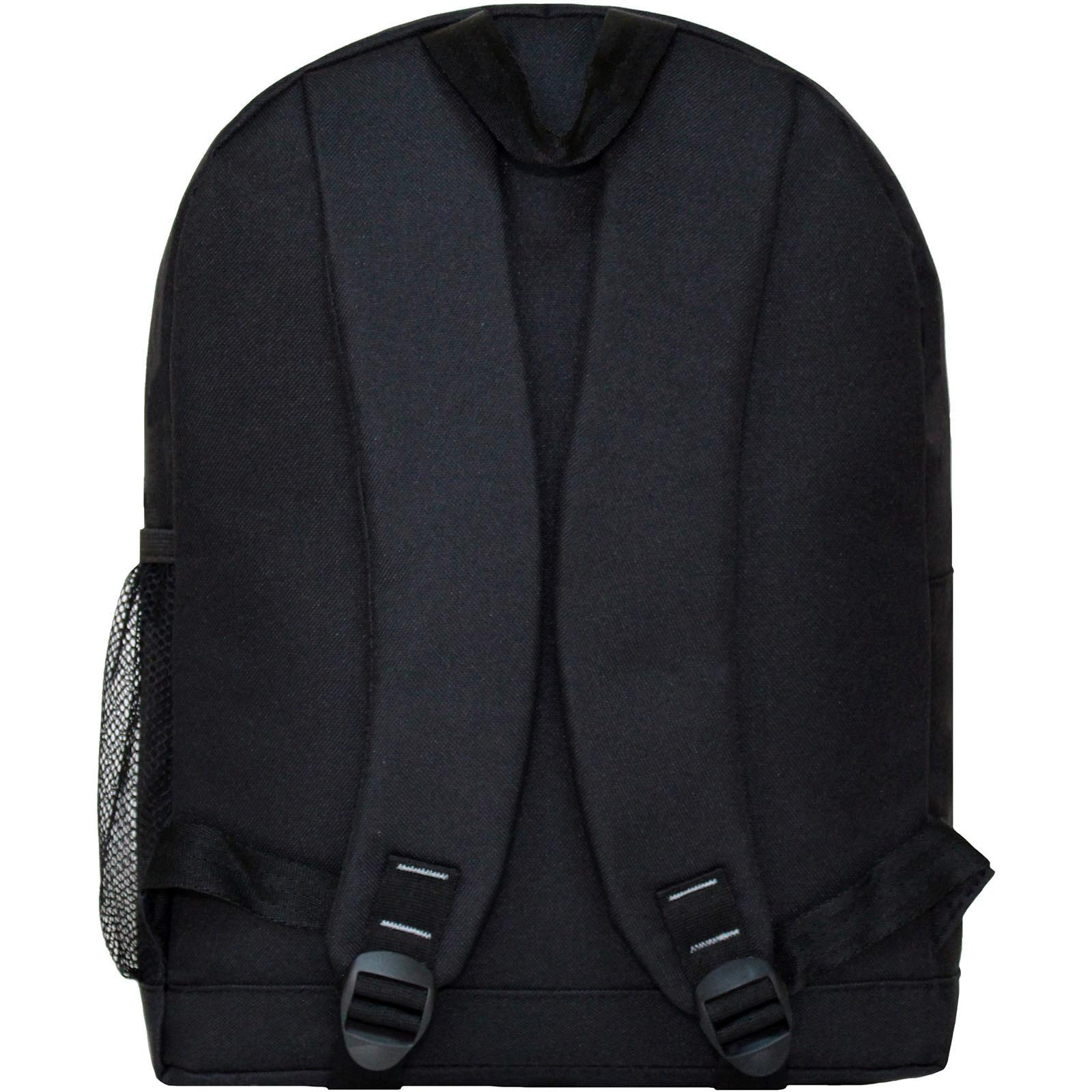 Рюкзак Bagland Молодежный W/R 17 л. черный 487 (00533662) фото 3