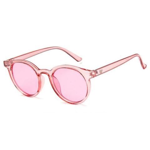 Солнцезащитные очки 5142007s Розовый - фото