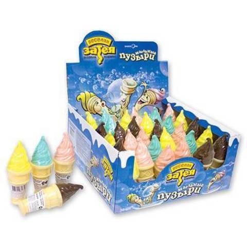 Мыл пузыри фигур Мороженое/G