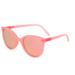 Очки солнцезащитные детские Ki ET LA BUZZ 4-6 лет Neon Pink (неоновый розовый)