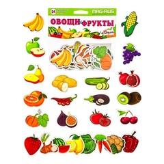 Набор магнитов Овощи и фрукты