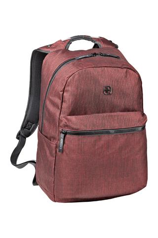 Городской рюкзак бордовый (22л) WENGER Colleague 605027