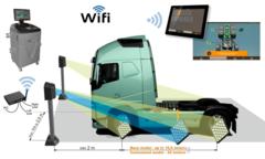 Стенд сход-развал 3D Техно Вектор 7 Truck T 7204 HT A