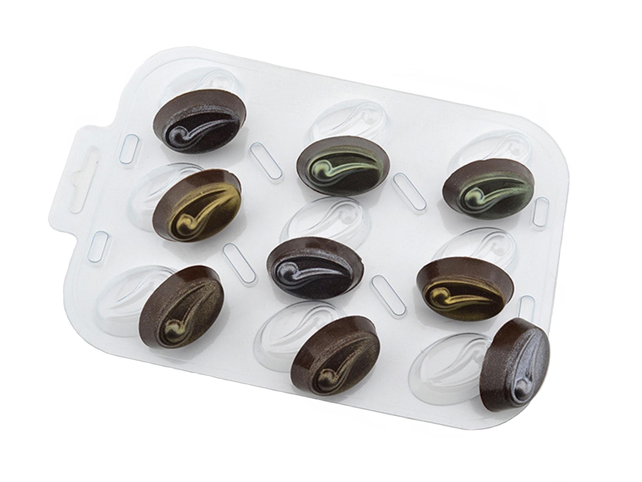 Пластиковая форма для конфет