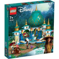 Lego konstruktor Disney Raya and the Heart Palace