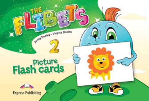 Flibets 1. Flashcards. Наглядный материал.