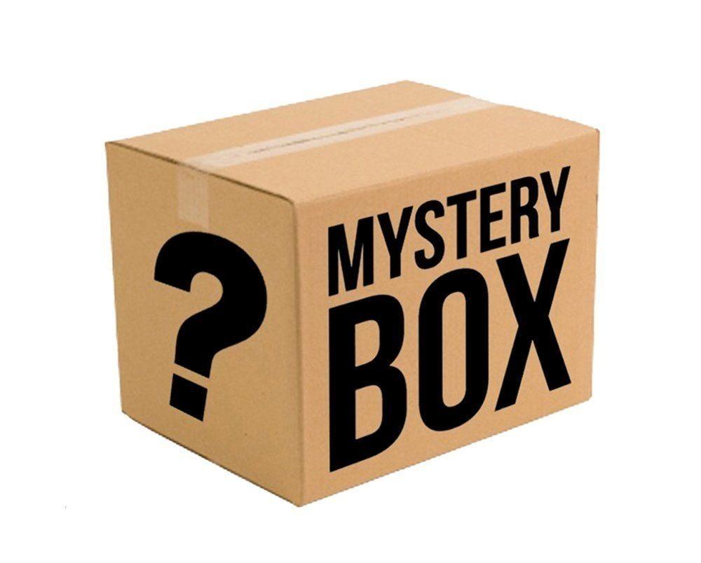 Мистическая коробка, наполненная особым образом продуктами нашей компании. Окончательный состав набора является сюрпризом, иногда, даже для нас самих и точно вас не разочарует.