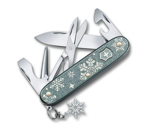 Складной коллекционный нож Victorinox Pioneer X Winter Magic Special Edition 2020 (0.8231.22E1) | Wenger-Victorinox.Ru