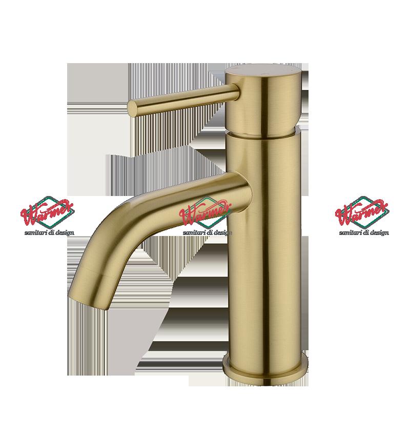 Смесители для раковины Смеситель для раковины Warmer Bronze Line 183092 смеситель-для-раковины.png