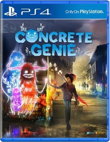 Concrete Genie Digital Deluxe Edition