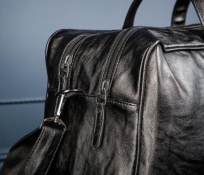 BAG549 Большая дорожная сумка из кожи фото 07