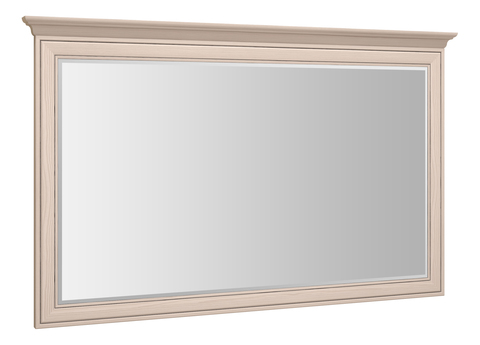 Зеркало настенное Венеция 7 К-2 Ижмебель бодега светлая